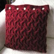 Irene Adler Pillow - via @Craftsy