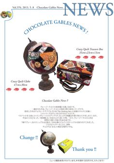 Chocolate Gables News376