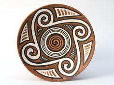 romania Native American Pottery, Native American Art, Ancient Symbols, Ancient Art, Baby Tattoos, Celtic Art, Stone Painting, Clay Art, Rock Art