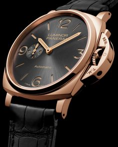 "Panerai Luminor Due 3 Days Watches Debut New Luminor Line In 42 & 45mm - on aBlogtoWatch.com ""'What's next?' is the question that's been on the lips of the nation – or at least those concerned Panerai fans, who thus far had to wonder what the next frontier may be for their beloved brand. The Luminor undoubtedly is the more popular and successful among Panerai collections – arguably paling the Radiomir in comparison..."""