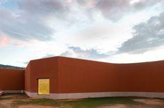 """Quinta do Portal """"Portal"""" Winery Sabrosa, Pt 2008  © Fernando Guerra, FG+SG Architectural Photography"""