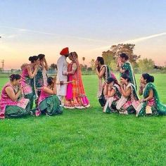 Real Weddings!  Email us to get more info @ punjabcouturehouse@gmail.com