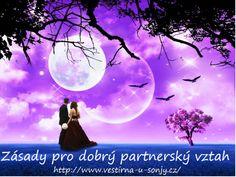 Zásady pro dobrý partnerský vztah :: Věštírna u Sonjy