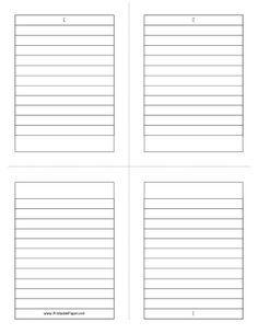 Writing pages to print
