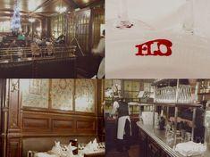 Brasserie Lipp Paris | brasserie parisiene | Pinterest