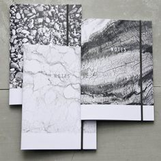 NOTEBOOKS - PASiNGA photographs + design