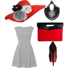 Kentucky derby fashion!