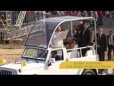 Paus Franciscus is net klaar met een ongelooflijke reis naar Mexico, met honderden duizenden zo niet miljoenen mensen draaien uit om hem te zien.   Maar sommige mensen beweren dat paus St. Johannes Paulus II kan hebben ook opdagen.