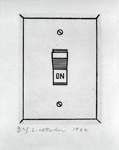 By #Lichtenstein