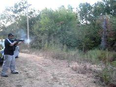 AR-15 with 90 round Mag - http://fotar15.com/ar-15-with-90-round-mag/
