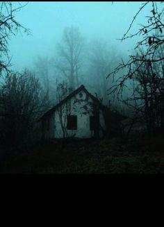 creepy places