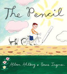 The Pencil by Allan Ahlberg http://www.amazon.com/dp/0763660884/ref=cm_sw_r_pi_dp_IMtVtb173NZ0RFD8