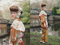 Kimono: A Modern History New York 2014