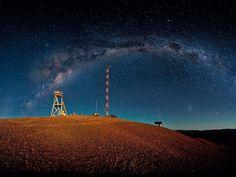 10 Destinos perfectos para hacer turismo astronómico