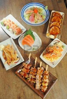 Finom japán étel photo