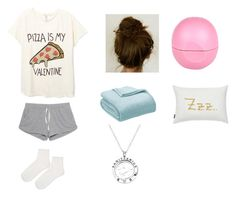 """""""Bedtime #2"""" by liztheunicorn101 ❤ liked on Polyvore featuring American Vintage, Topshop, River Island and EASEL"""