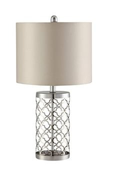 "ONE IN STOCK - Elsberry Table Lamp: 14.5 x 13 x 25.5""H- Rent: $12; Buy: $77"