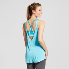 Women's 2-in-1 Tank with Compression Bra -