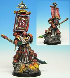 Mhotep of (Pre-Heresy) Thousand sons
