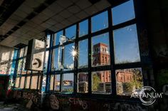 Urban Exploration: Photos from an abandoned brewery in Berlin.