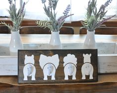 Animals Wall Hooks - Tiger, Elephant, Lion, Hippo