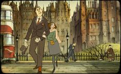 Sylvain Chomet, The Illusionist