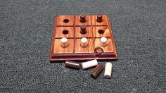 Tic Tac Toe, anyone? by Mile9Online on Etsy