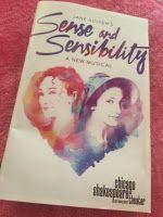 The Secret Victorianist reviews Jane Austen's Sense and Sensibility: A New Musical