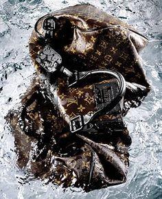 Louis Vuitton Waterproof Keepall.