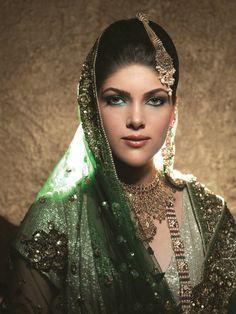 The Imperial Muslim Bride #BeautifulBrides