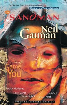 The Sandman, Vol. 5: A Game of You by Neil Gaiman http://www.amazon.com/dp/1401230431/ref=cm_sw_r_pi_dp_gpyPub117BGQS