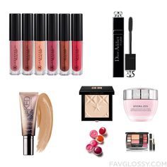 Cosmetics Guide Featuring Anastasia Beverly Hills Lip Gloss Christian Dior Urban Decay Tinted Moisturizer And Givenchy From November 2016 #beauty #makeup