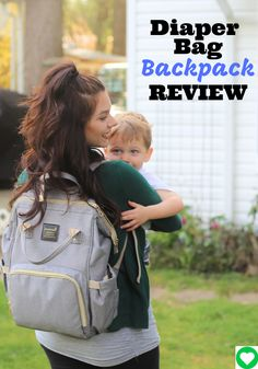 A diaper bag or nappy bag is a storage bag with many pocket-like spaces that is big enough to carry everything needed by someone taking care of a baby while taking a typical short outing. Diaper Bag Backpack, Baby Diaper Bags, Baby Massage, New Parents, New Moms, Backpack Reviews, Baby Arrival, Hospital Bag, Bebe