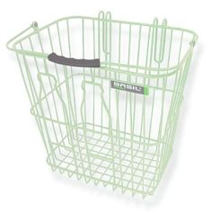 Amazon.com: Basil Memories Bottle Basket - Pastel Green: Sports & Outdoors