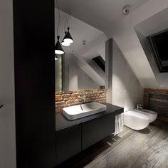 Awkward space in the home? Fit one of these bathrooms. For more tips www.