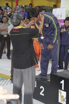 CONGRATULATION!! Sumatra Selatan fot the silver medal
