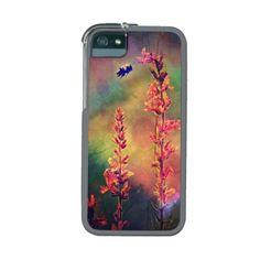 Wildflowers N Bee Diamond Graft iPhone Case