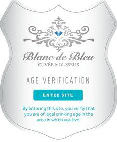 Blanc de Bleu USA - Homepage
