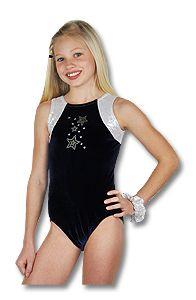 I think this might be Bobbie's next leotard for gymnastics