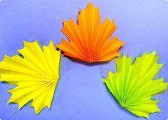 Мастер-класс Поделка изделие Начало учебного года Праздник осени Моделирование конструирование Осенний листопад мини МК Краска фото 16