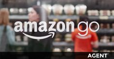 E-commerce giant Amazon could be set to make waves in the UK with futuristic Amazon Go grocery stores: shopping tracked by AI, without cashiers or queues.