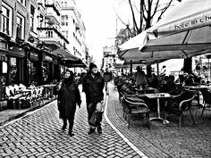 Random people in Paris