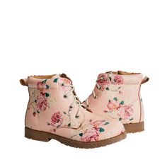 0fe6e0f94b82 Give her casual look some edge with these trendy Fabkids boots! Featuring  lace up design