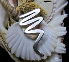 Sterling Silver Tornado Abstract Pendant Brooch by EverythingIOwn, $45.00