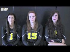 Meet the 2012 Wichita State Shocker Volleyball Team
