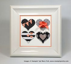 Heart Frame Box - #stampinup, #stamping, #stampinup, #stampinpretty, #maryfish, #sneakpeek, #suo, #cas, #occasions, #2015, #stackedwithlove, #bestyearever