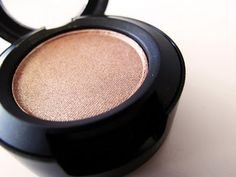 My FAVE Lid Color! | MAC Arena eyeshadow-perfect base shadow. Can also be used as a great brow highlighter on darker skin.