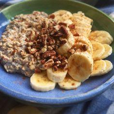 BLE oatmeal recipes
