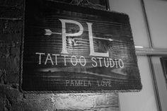 Pamela Love Tattoo Parlor Pop Up at Milk Studios, photo by Annabel Graham for Pas Un Autre