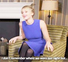 mmhhhmm yeah... real convincing Jen... I think I know where you two were at ;)